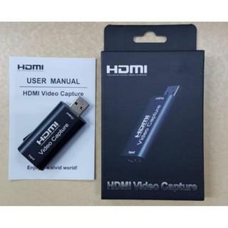 USB 2.0 HDMI Video Capture Dongle Stick Easy Capture HDMI 1080p