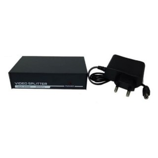 VGA Splitter 2 Port 200 MHz