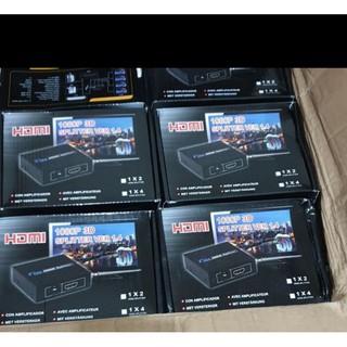 HDMI Splitter 4 Port Berkualitas